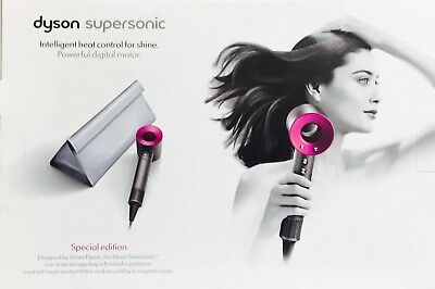Dyson Supersonic Hair Dryer Special Edition Brand New Two Year Dyson  Warranty