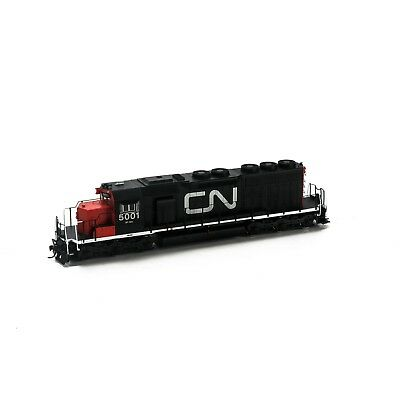 Athearn 98756 Canadian National  Sd40 Ho Dcc Ready  Rd# 5001