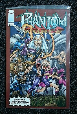Phantom Force Comic - Issue 1