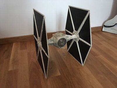 """Star Wars White TIE Fighter 2007, """"Big Wings"""". 30th Anniversary Collection"""