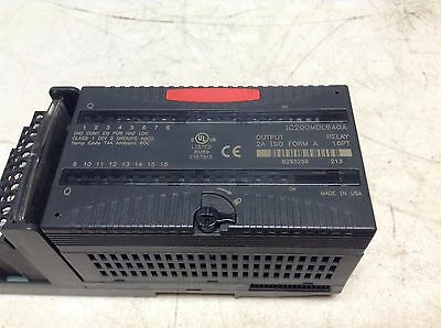 GE Fanuc IC200MDL940A Output 2A Relay 16 Point Module IC200MDL940 IC200
