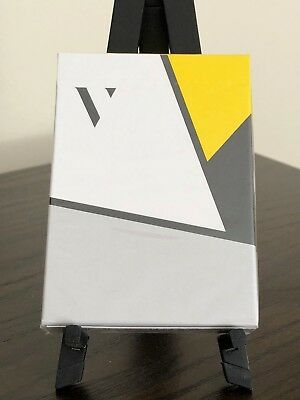 Virtuoso spring summer 2016 playing cards deck brand new sealed Virts v4