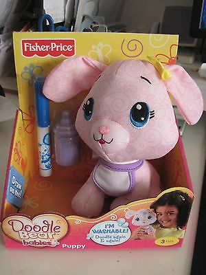 Doodle Bear Babies - Puppy..New In The Box!!!!