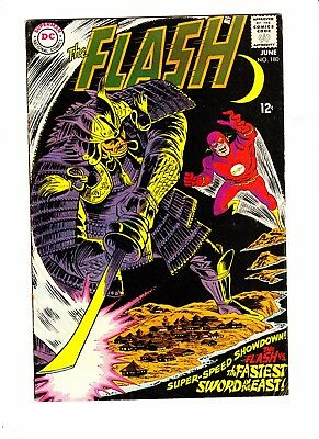 The Flash #180 5.0 Very Good/Fine Mike Esposito Art