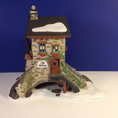 Dept 56 Dickens Village THE MALTINGS w/ box Combine Shipping! Heritage collectio