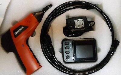 Wireless Inspection Camera with LCD Color Removable Monitor Duratool, NEW