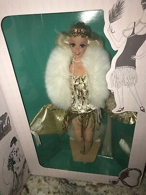 The Great Eras Collection 1920's Flapper Barbie Vintage 1993