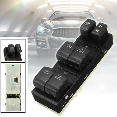 For Infiniti G35 G37 G25 Q40 07-08 Front Master Power Window Switch 25401-JK42E