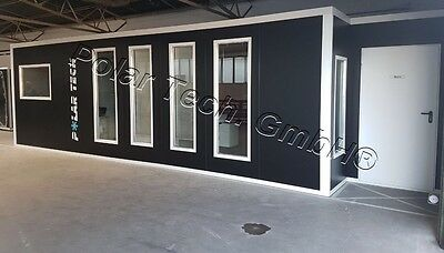 Burocontainer Lagercontainer Ohne Fenster Neu Eur 5 100 00