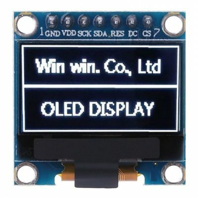 "0.96"" IIC I2C SPI Serial 128X64 OLED LCD Display SSD1306 for Arduino STM32 51"