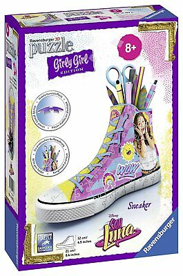 Sneaker Disney Soy Luna Girly Girl Edition 3D Puzzle Ravensburger