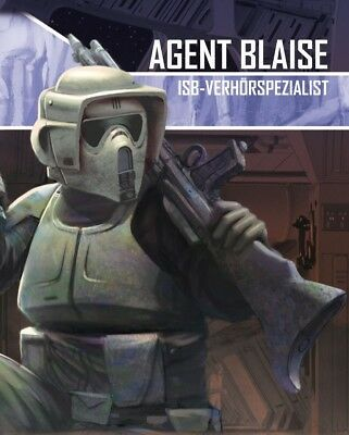 Star Wars Imperial Assault - Agent Blaise ISB verhörspezialist Expandable German