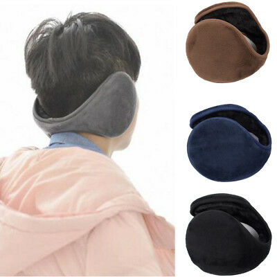 Men Warmer Ear Cover Muffs Winter Casual Earflaps Fashion Earmuffs Headband New