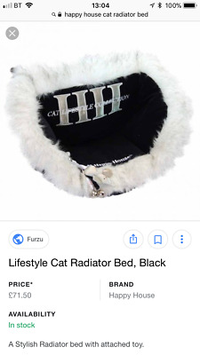 Happy House luxury Cat Radiator Bed