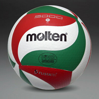 Volleyball Molten Official Size V5m5000 Ball Outdoor Indoor Voleyball Beach Fivb