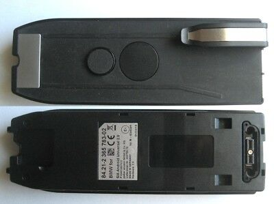 BMW MINI Handy Snap in Adapter Android Universal 2.0 Ladeschale