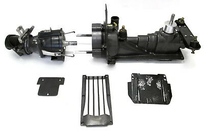 OMC TurboJet 115JEER Jet Drive Unit with Extension Upgrade Kit Freshwater Used