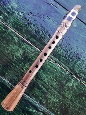 CLARINET out of walnut wood * Handmade and with great sound * Compact Woodwind