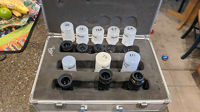 Meade Series 4000 Eyepiece + 2 Parks Filters W/Case