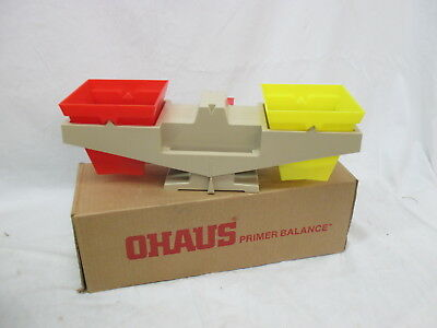 OHAUS Primer Balance Scale - No.- 80410-00 - Fast Shipping