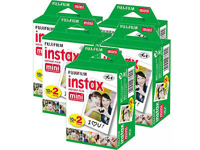 Fujifilm 10-20-40-60 & 100 Prints instax instant film For Fuji mini 8 & 9 Camera