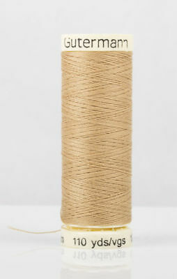 GUTERMANN cousue TOUT COUTURE FIL 100% polyester col. 591 - 100M