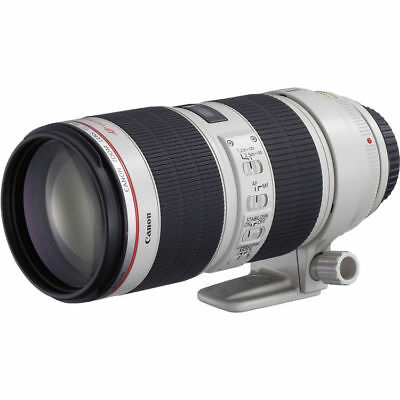 Brand New Canon EF 70-200mm F/2.8 L IS USM II Lens with 3 Year Warranty