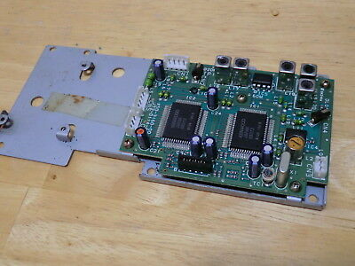 Kenwood Car Unit Board W/ 66312 Chips For Ts 450 690