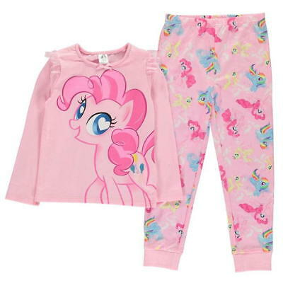 Girls My Little Pony rainbow Pyjama Set Age's 3- 10 Years