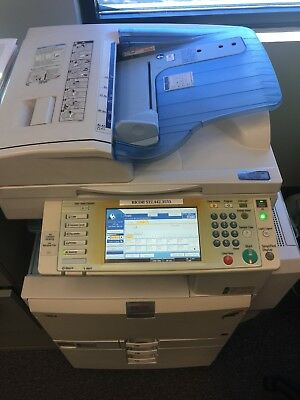 Ricoh Aficio MP C3500 Color Laser Multifunction Copier