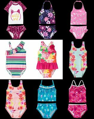 NEW Gymboree girls swimwear 1-piece 2-piece tankini size 2T 3T 4T 5T NWT u pick