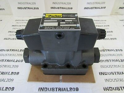 Parker Directional Valve D63W9C1Nyc36 New