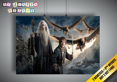 Poster Lord of the Rings the Hobbit Wall Art 02