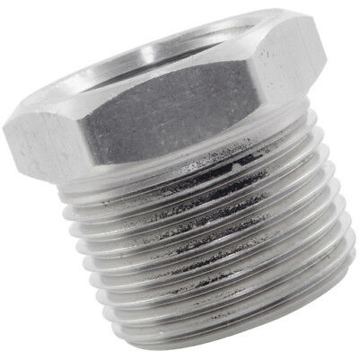 1012-0262, 1/2  X 1/4 NPT M/F RED BUSH 3K 316L, 3000lb Stainless Steel Fittings