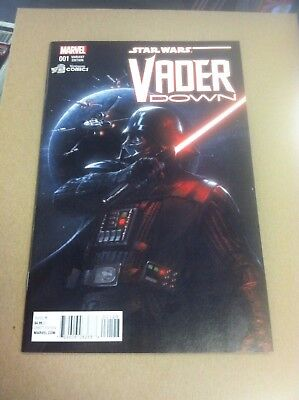 Star Wars:Vader Down #1 Yesteryear Comics Dell'Otto variant.First printing.