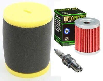 Tune up Kit Suzuki King Quad 300 Quadrunner 250 LT-F Oil Air Filter Spark Plug