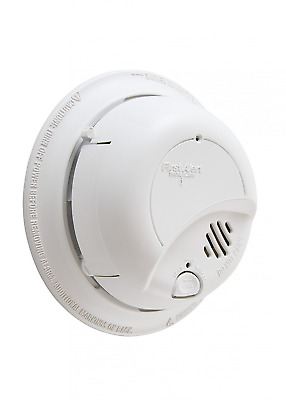 First Alert Brk 9120Bff Hardwired Smoke And Carbon Monoxide Alarm Battery Backup