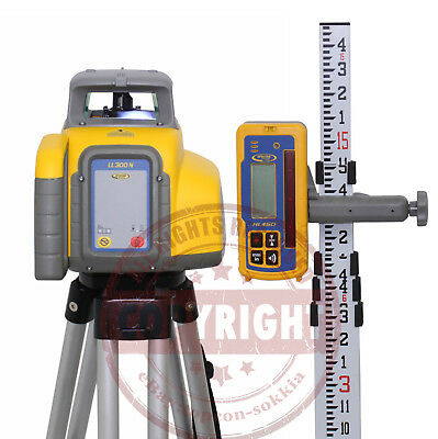 Spectra Precision Ll300N-2 Package Self-Leveling Rotary Laser Level,topcon