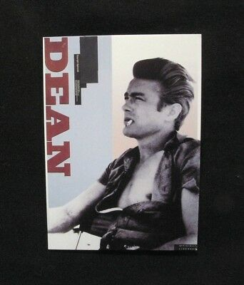 James Dean Official Vintage Postcard Not Patch Shirt Film Poster Uk Import