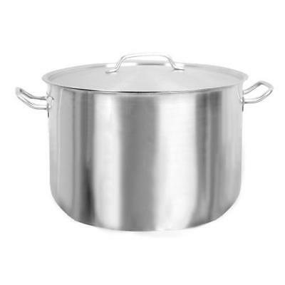 Thunder Group - SLSPS080 - 80 qt Stainless Steel Stock Pot