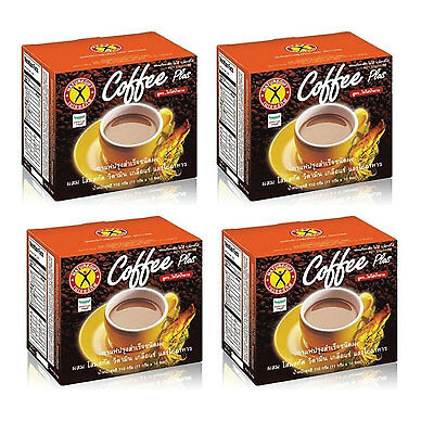 4x Naturegift Instant Coffee PLUS Ginseng Weight FAST Loss Fat Diet Slimming