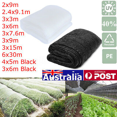 AU 10 Sizes Agfabric Mosquito Garden Bug Insect Netting Insect Barrier Bird Net