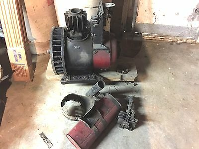 Delco Light Throttle Governed Engine 32 volt