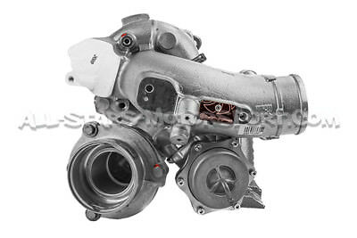 Turbo TTE420 Turbocharger The Turbo Engineers pour Golf 6 GTI Ed35 / R