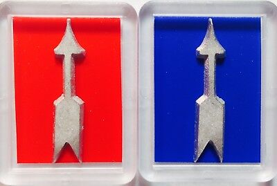 Plastic Xray Markers (2 arrow markers) Radiology Radiography