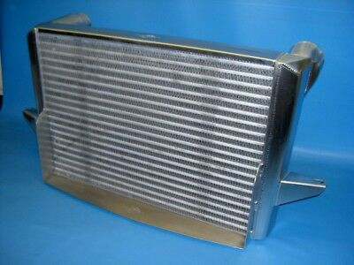Ford Sierra Cosworth RS500 Style Pro Alloy Front Mount Intercooler Kit 63mm Core