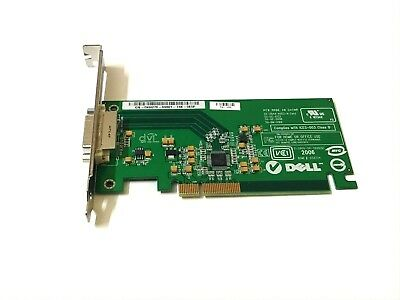 NEW Dell KH276 Sil 1364A ADD2-N PCI-Express DVI-D Adapter Card - Full Height