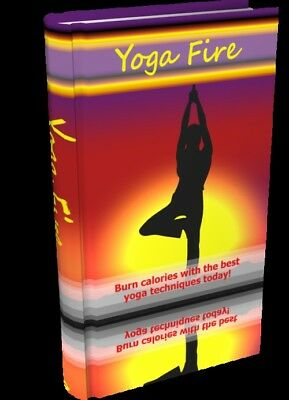 Yoga For Beginners PDF ebook + Bonus EBook + Master Resell Rights+Free Shipping