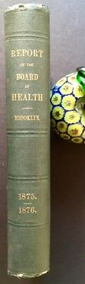 Henry A La Fetra, Secretary / Report of the Board of Health of the City 1st ed