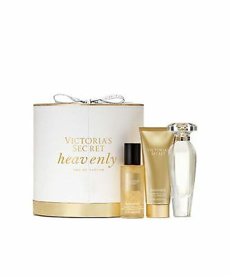 9cc76c18b2a68 VICTORIA'S SECRET GIFT Set~HEAVENLY Body Spray (2.5 oz) & Lotion ...